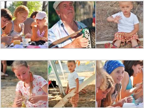 Фото Семейный психологический лагерь Киев Черкассы
