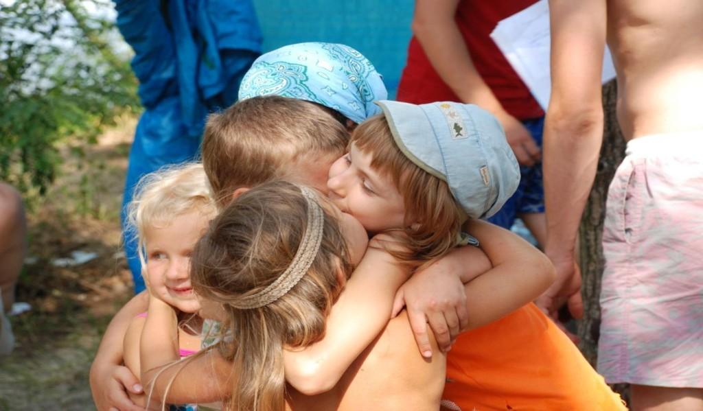 Развитие детей в семейном психологическом лагере «Каникулы Души».