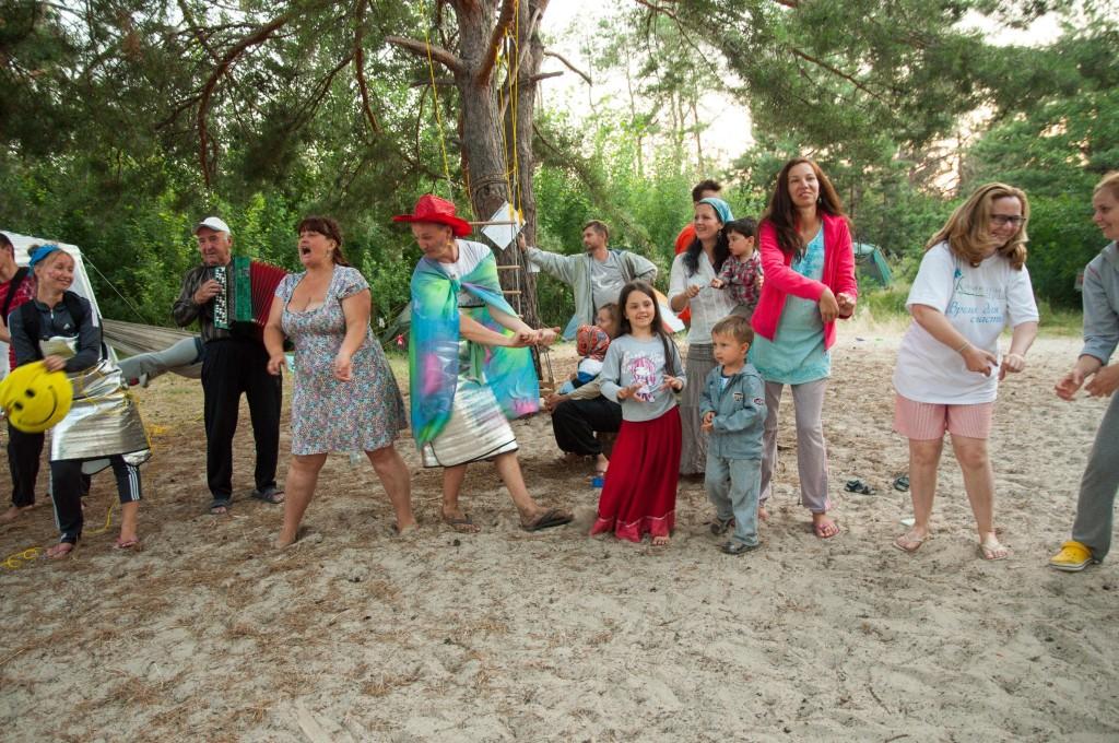 Семейный летний лагерь Черкассы «Каникулы Души»