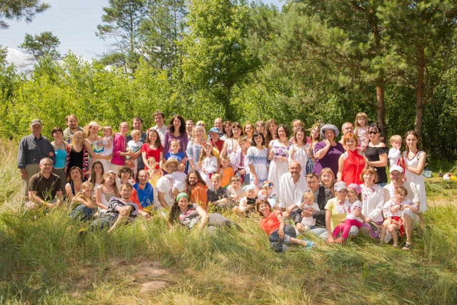 """Семейный лагерь для взрослый и детей """"aКаникулы Души"""" 2015"""