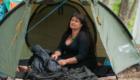семейный отдых в палатках на Днепре-2016
