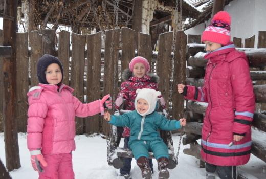 Зимние каникулы, отдых для всей семьи по Украине, походы