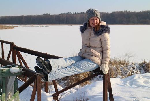 Зимний отдых для всей семьи 2016