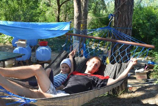 Отдых на летних каникулах по Украине для всей семьи