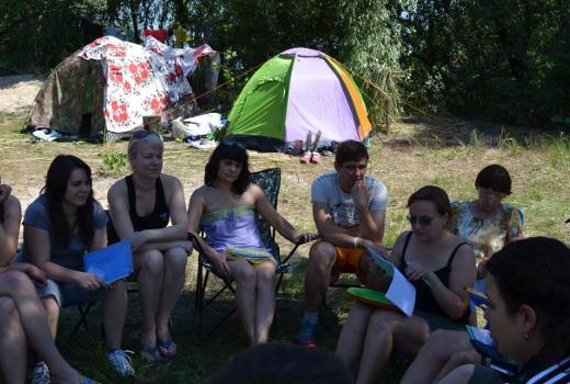 Отдых в лагере Каникулы души летом для всей семьи