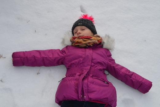 Зимние каникулы, отдых для детей