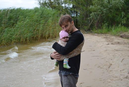 Отдых с детьми на природе