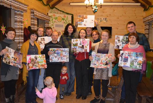 Психологическая работа со взрослыми и детьми в лагере Каникулы Души