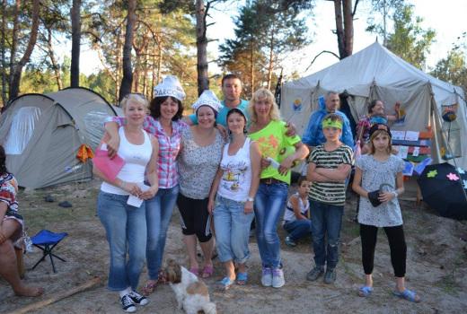 Отдых для всей семьи 2015, путешествия по Украине