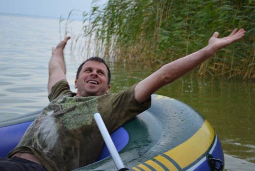 Отдых летом на природе в психологическом лагере