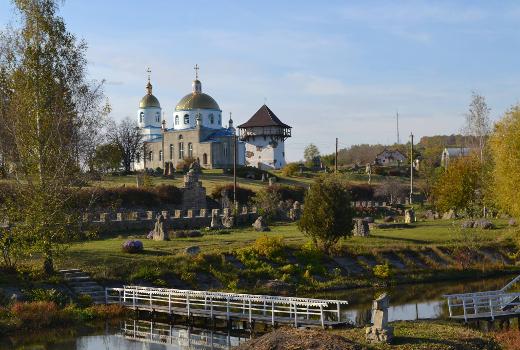 село Буша Винницкой области,отдых для всей семьи