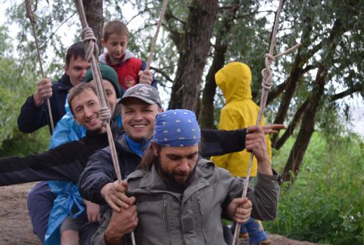 Психологический лагерь для взрослых и детей