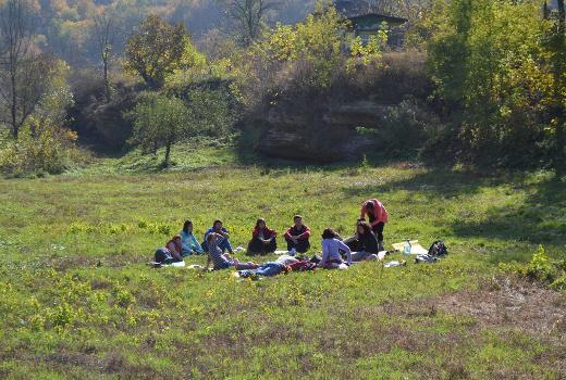 Тренинг Козатские развлечения в лагере