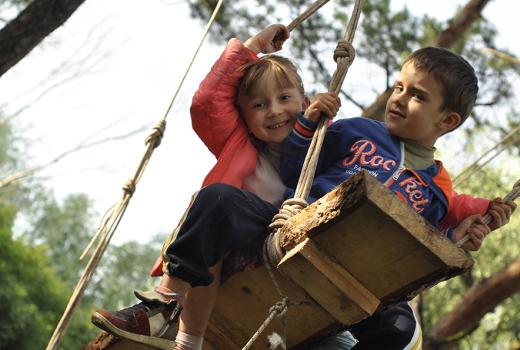 Отдых для детей на летних каникулах