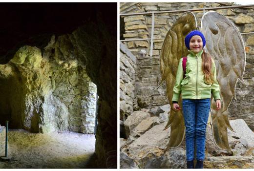 Весенний отдых с детьми , путешествия по Украине