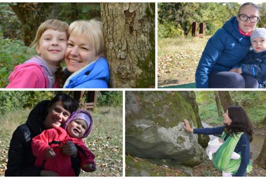 Осенний отдых для всей семьи вместе с лагерем