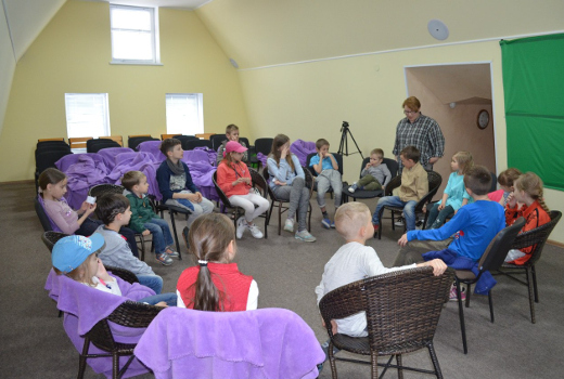 Тренинги психологические в лагере Каникулы Души